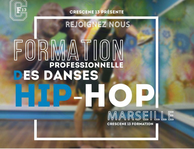 Formation professionnelle de danse Hip Hop
